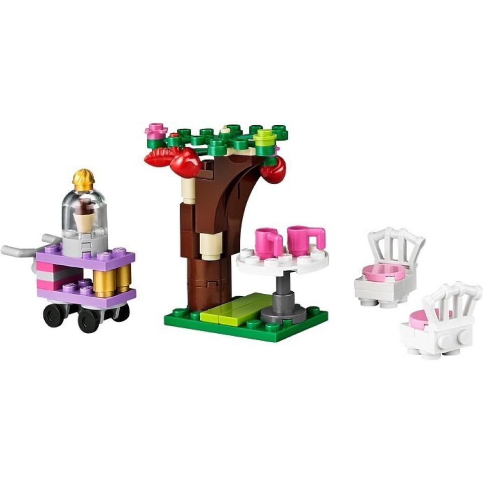 Obrázek 2 produktu LEGO Disney 41055 Popelčin romantický zámek
