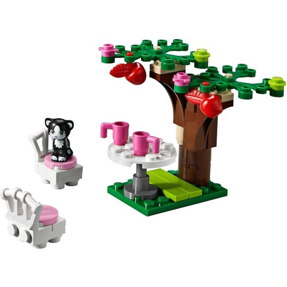 Obrázek 3 produktu LEGO Disney 41055 Popelčin romantický zámek