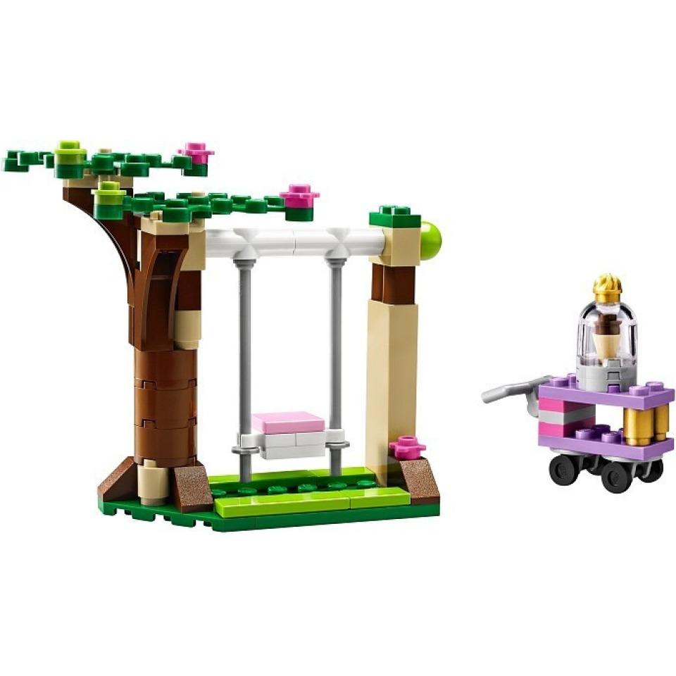 Obrázek 4 produktu LEGO Disney 41055 Popelčin romantický zámek