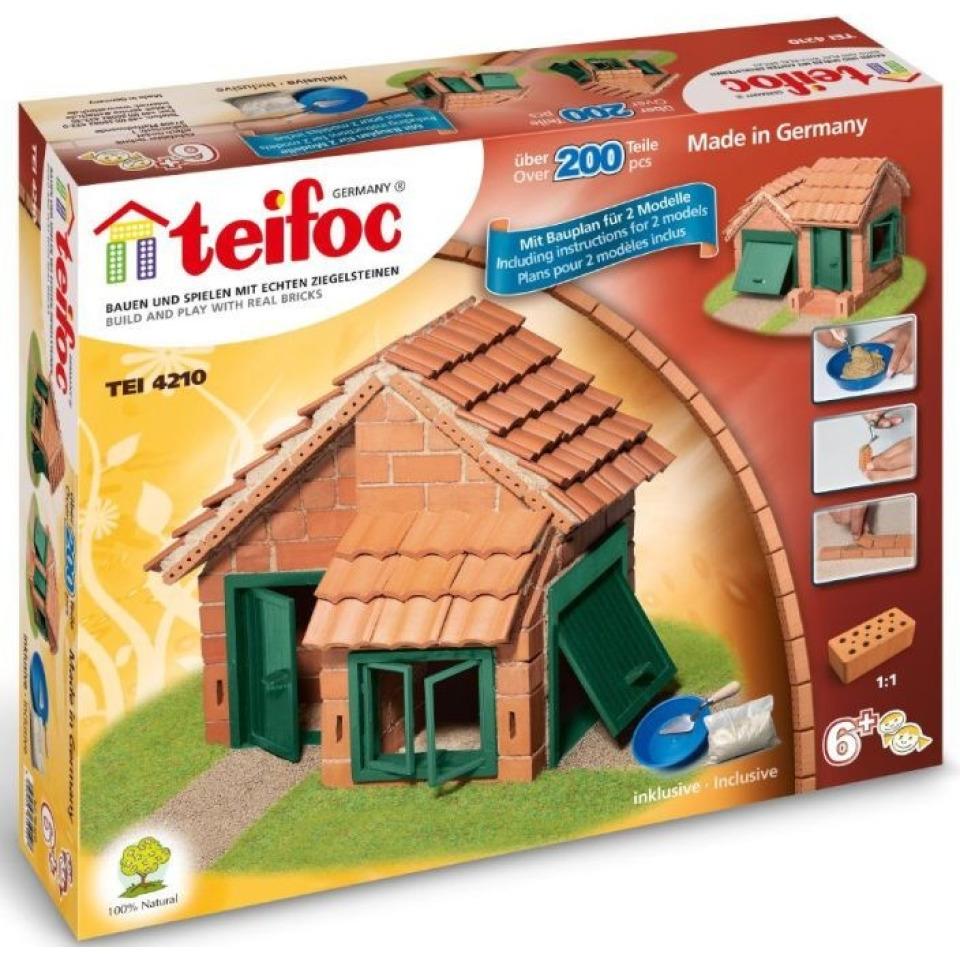 Obrázek 2 produktu Dům z pravých pálených cihliček Albert,Teifoc