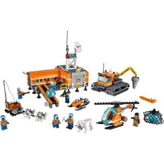 Obrázek 2 produktu LEGO CITY ARKTIS 60036 Polární základní tábor