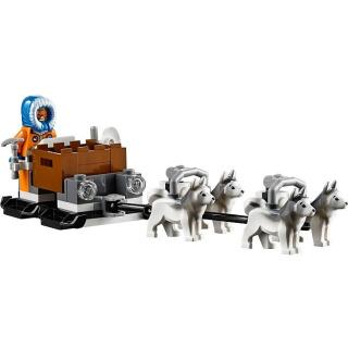 Obrázek 4 produktu LEGO CITY ARKTIS 60036 Polární základní tábor