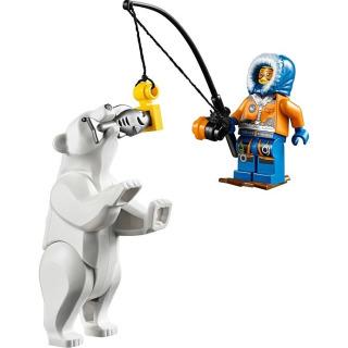 Obrázek 5 produktu LEGO CITY ARKTIS 60036 Polární základní tábor