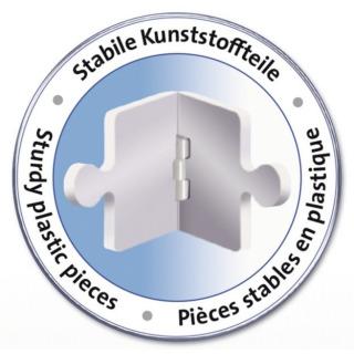 Obrázek 3 produktu 3D Puzzle Středověký dům 216d. Ravensburger