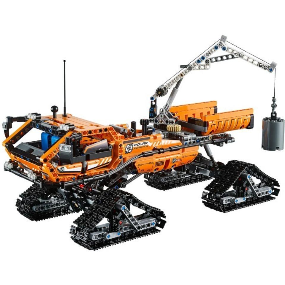 Obrázek 1 produktu LEGO Technic 42038 Polární pásák 2 v 1