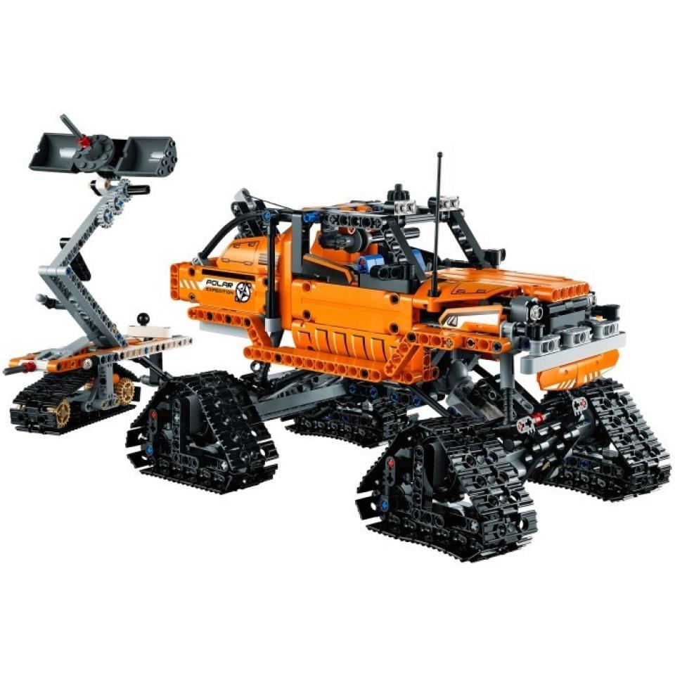 Obrázek 2 produktu LEGO Technic 42038 Polární pásák 2 v 1