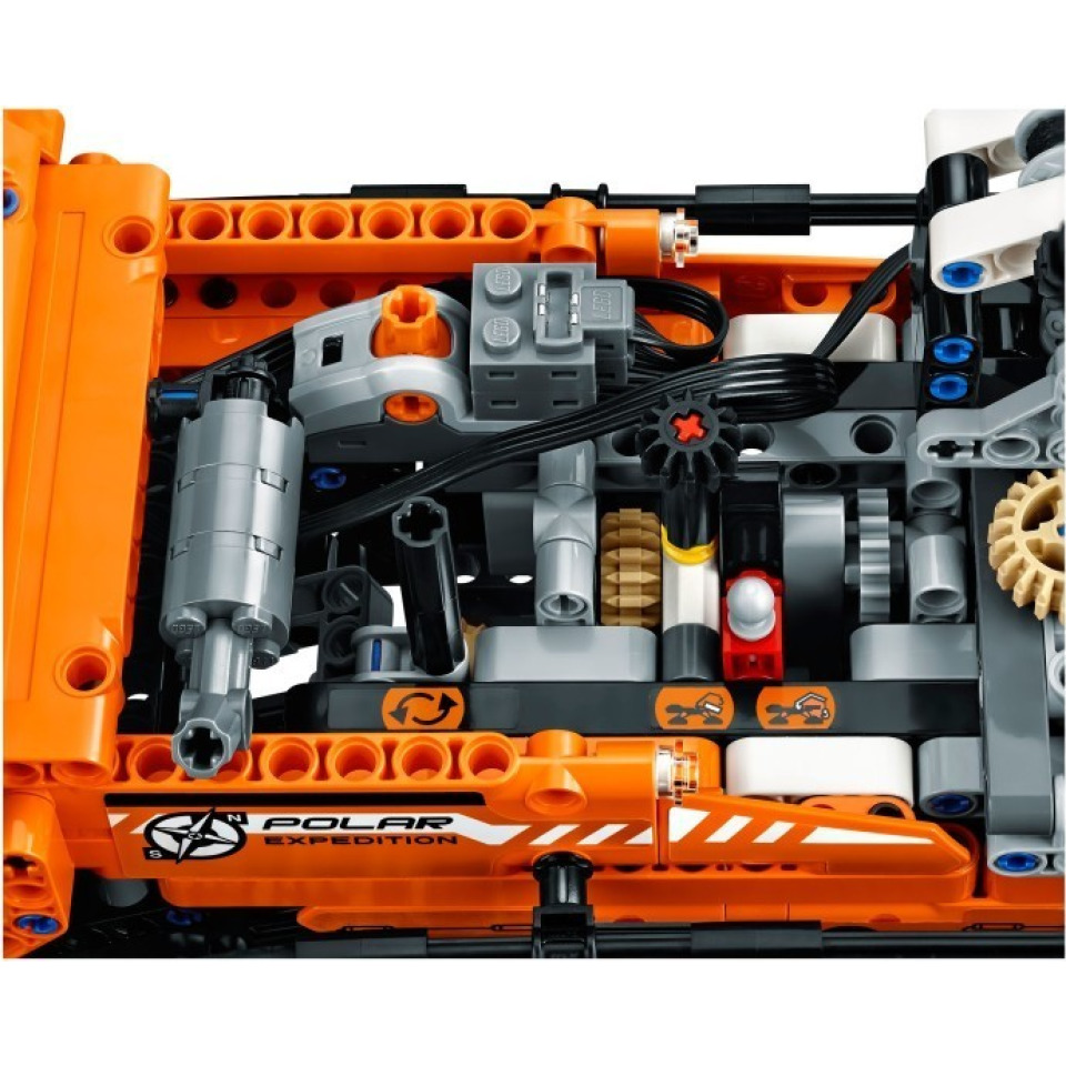 Obrázek 4 produktu LEGO Technic 42038 Polární pásák 2 v 1
