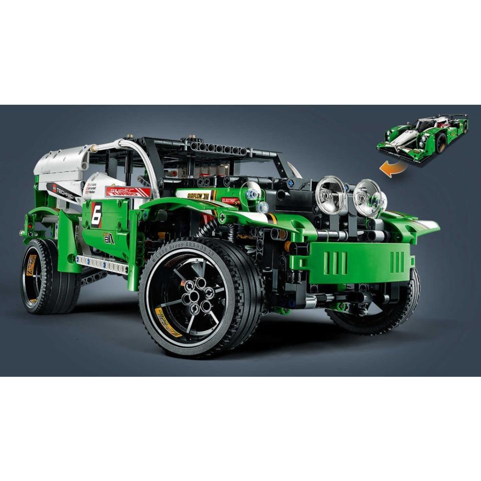 Obrázek 2 produktu LEGO Technic 42039 GT vůz pro 24hodinový závod 2 v 1
