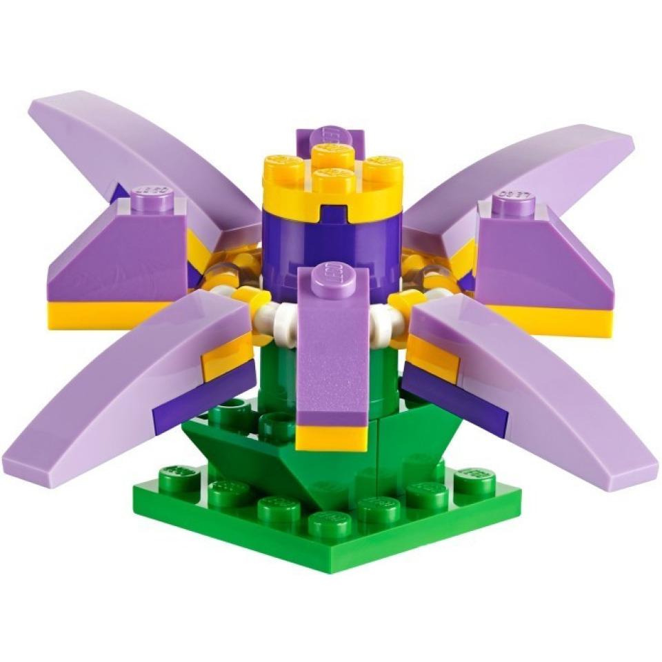 Obrázek 3 produktu LEGO 10696 Kreativní box střední, 484 kostek