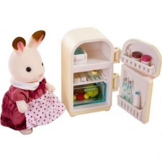 Obrázek 2 produktu Sylvanian Families 5014 Maminka čokoládových králíků s ledničkou