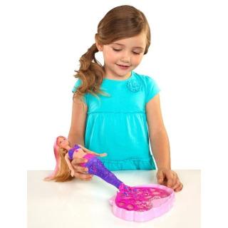 Obrázek 4 produktu Barbie Bublinková mořská panna, Mattel CFF49