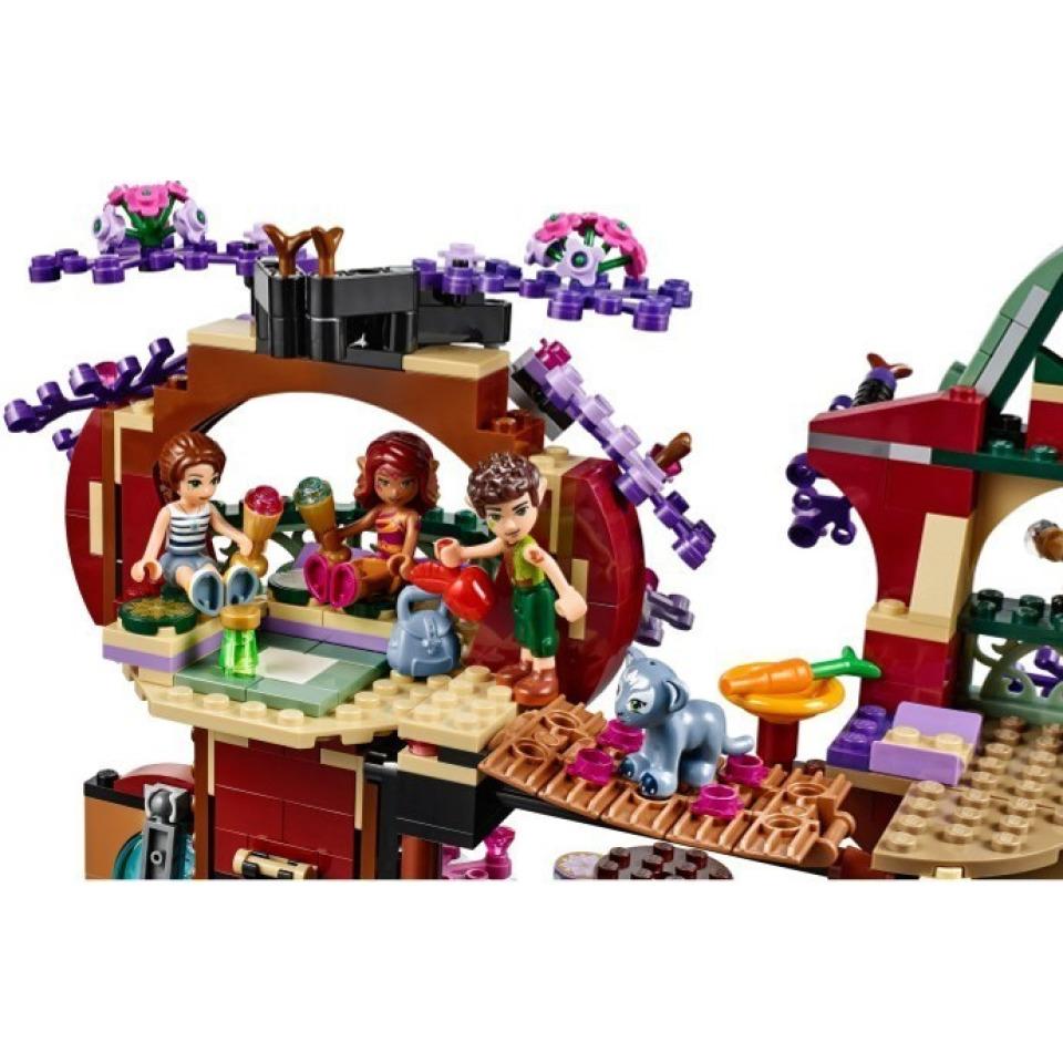 Obrázek 2 produktu LEGO Elves 41075 Elfský úkryt v koruně stromu