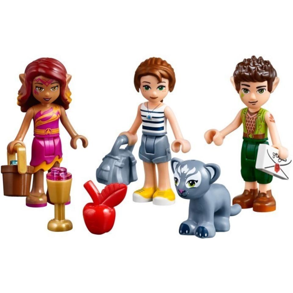 Obrázek 4 produktu LEGO Elves 41075 Elfský úkryt v koruně stromu