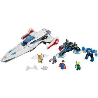 Obrázek 2 produktu LEGO Super Heroes 76028 Invaze Darkseida