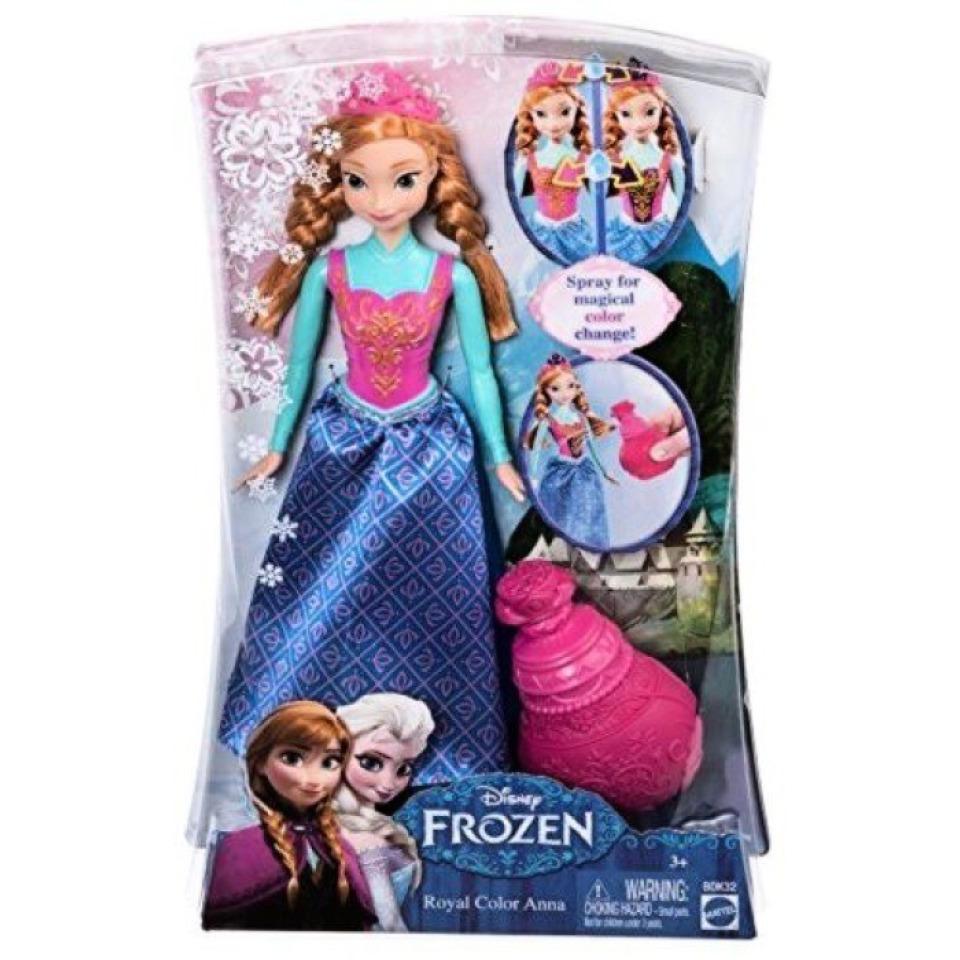 Obrázek 4 produktu Ledové království Anna a kouzelný parfém, Mattel BDK32
