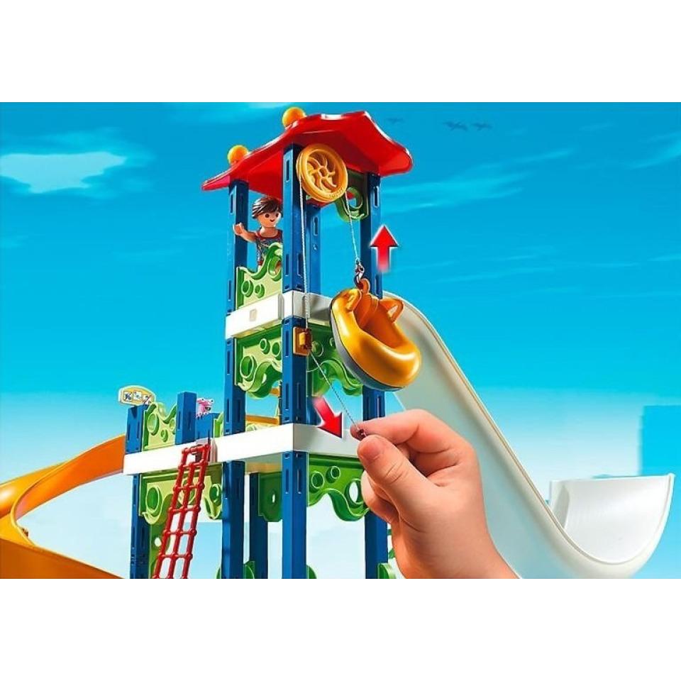 Obrázek 2 produktu Playmobil 6669 Aquapark s tobogánem