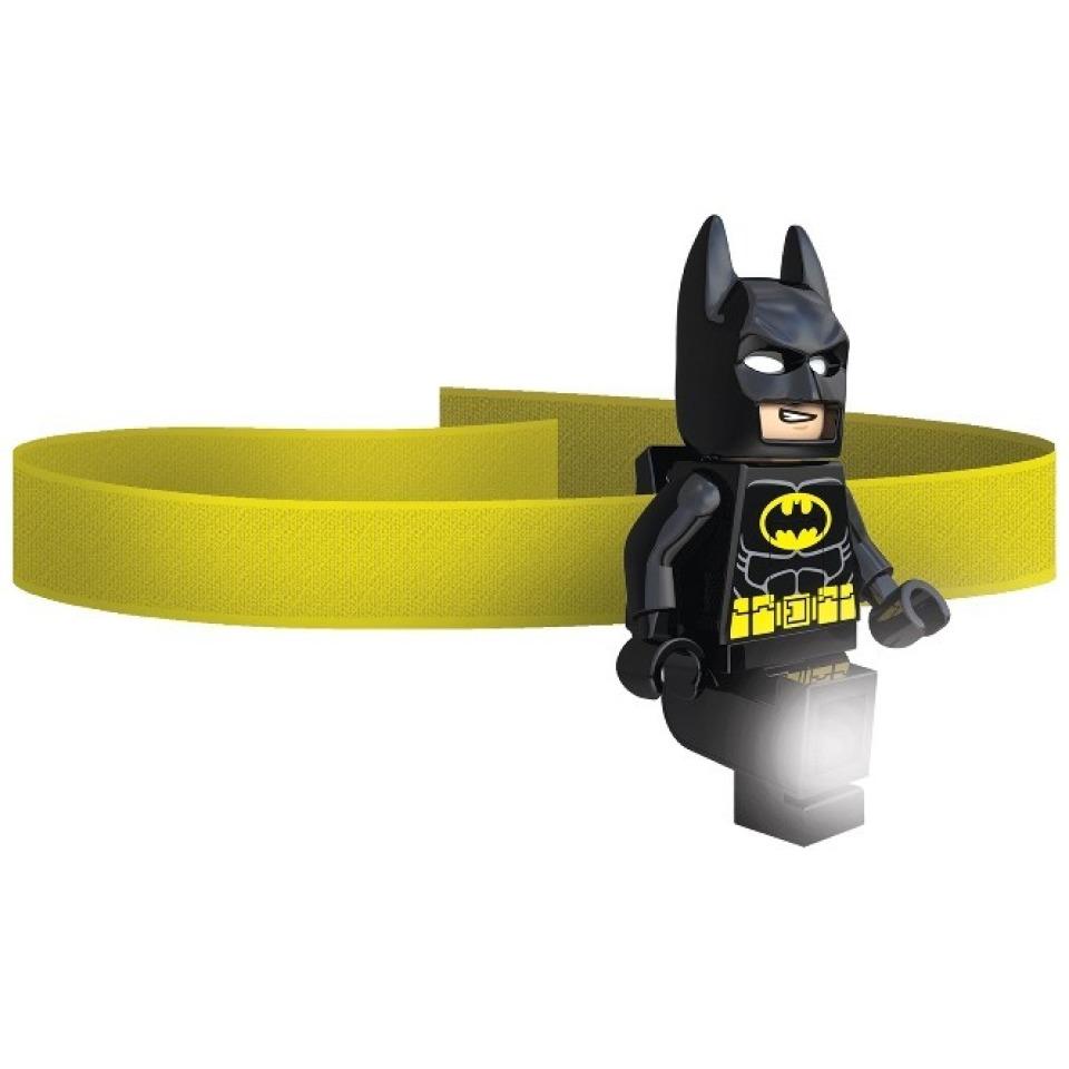 Obrázek 1 produktu Lego LED čelovka Super Heroes Batman 8 cm