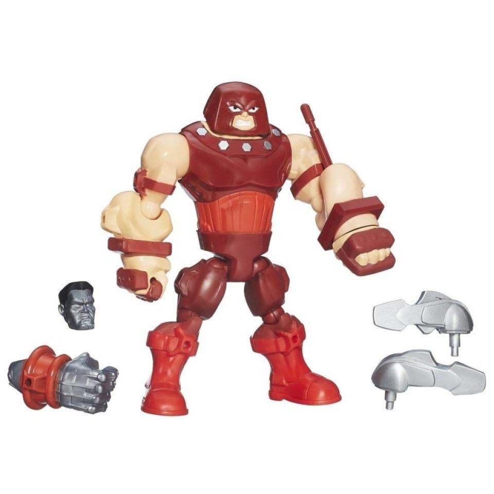 Obrázek 1 produktu Avengers Super Hero Mashers JUGGERNAUT s příslušenstvím