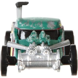 Obrázek 3 produktu Hot Wheels SW autíčko Boba Fett, Mattel CGW42