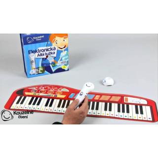 Obrázek 2 produktu Albi Kouzelné čtení Kouzelné hudební nástroje Piano a bubny
