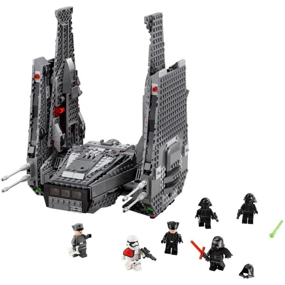 Obrázek 1 produktu LEGO Star Wars 75104 Kylo Ren's Command Shuttle