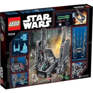 Obrázek 3 produktu LEGO Star Wars 75104 Kylo Ren's Command Shuttle