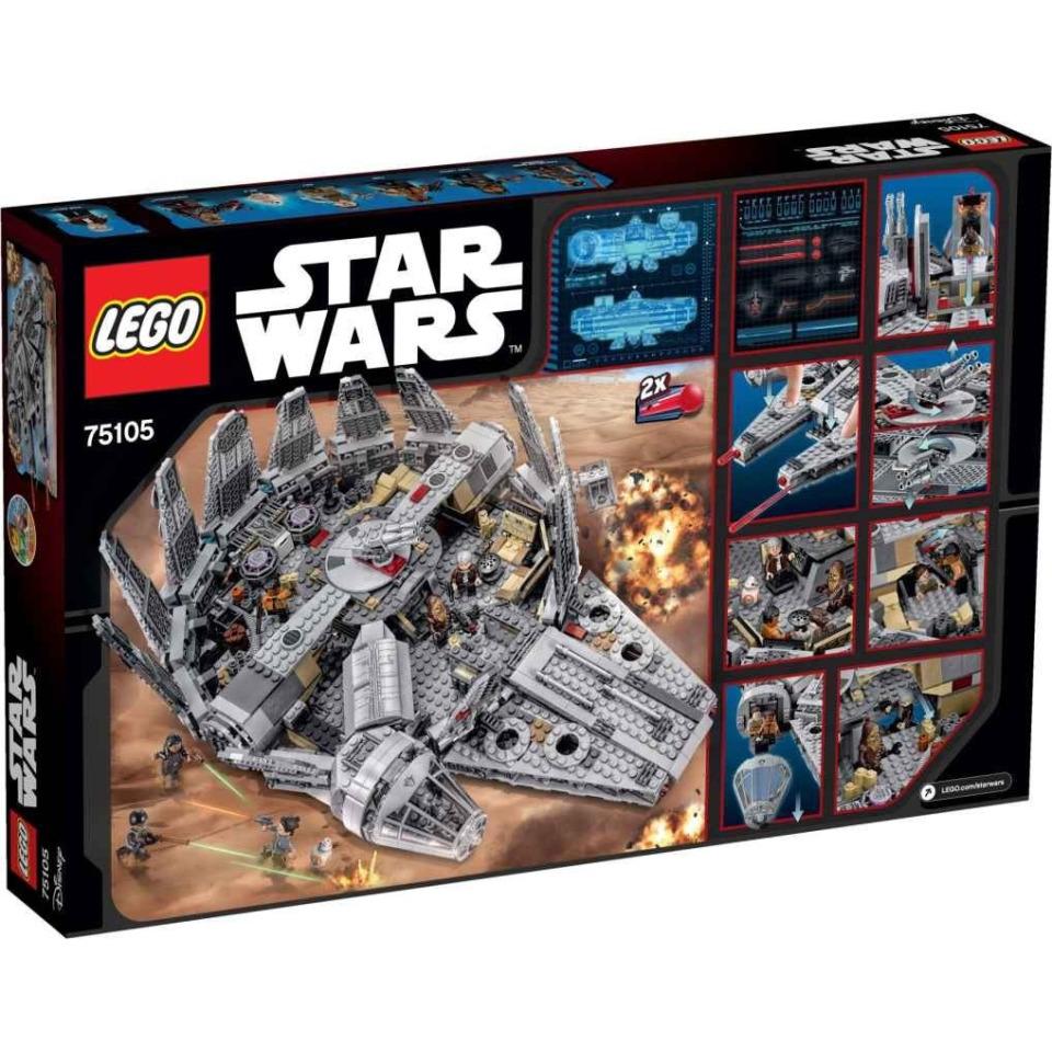 Obrázek 2 produktu LEGO Star Wars 75105 Millennium Falcon