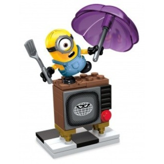Obrázek 2 produktu Mega Bloks Mimoňové Bláznivá televize