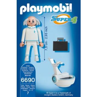 Obrázek 3 produktu Playmobil 6690 Dr. X
