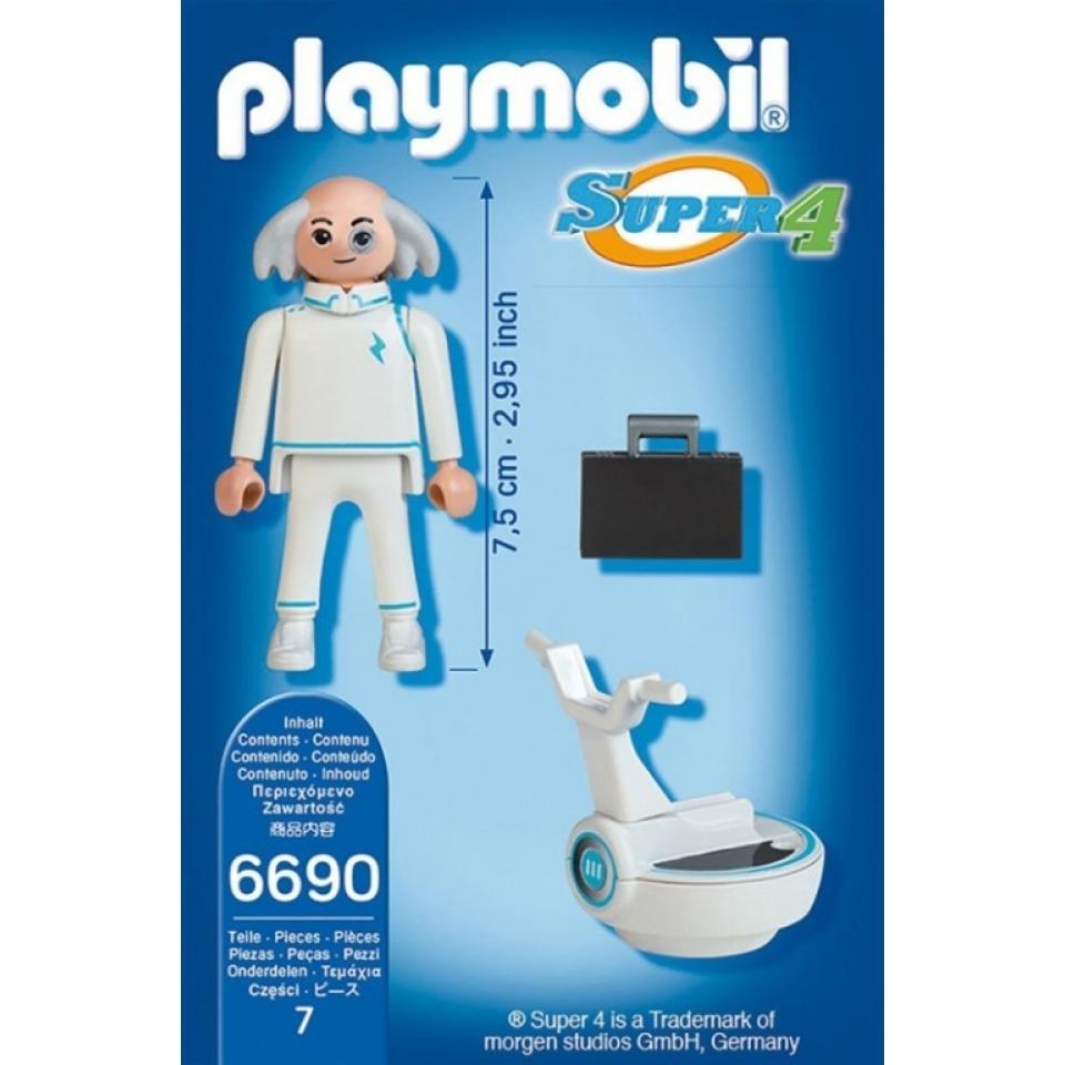 Obrázek 2 produktu Playmobil 6690 Dr. X