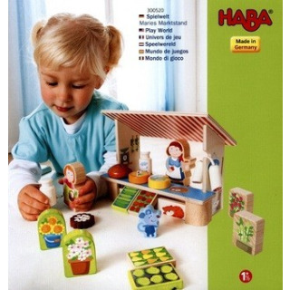 Obrázek 2 produktu Dřevěný stánek s potravinami