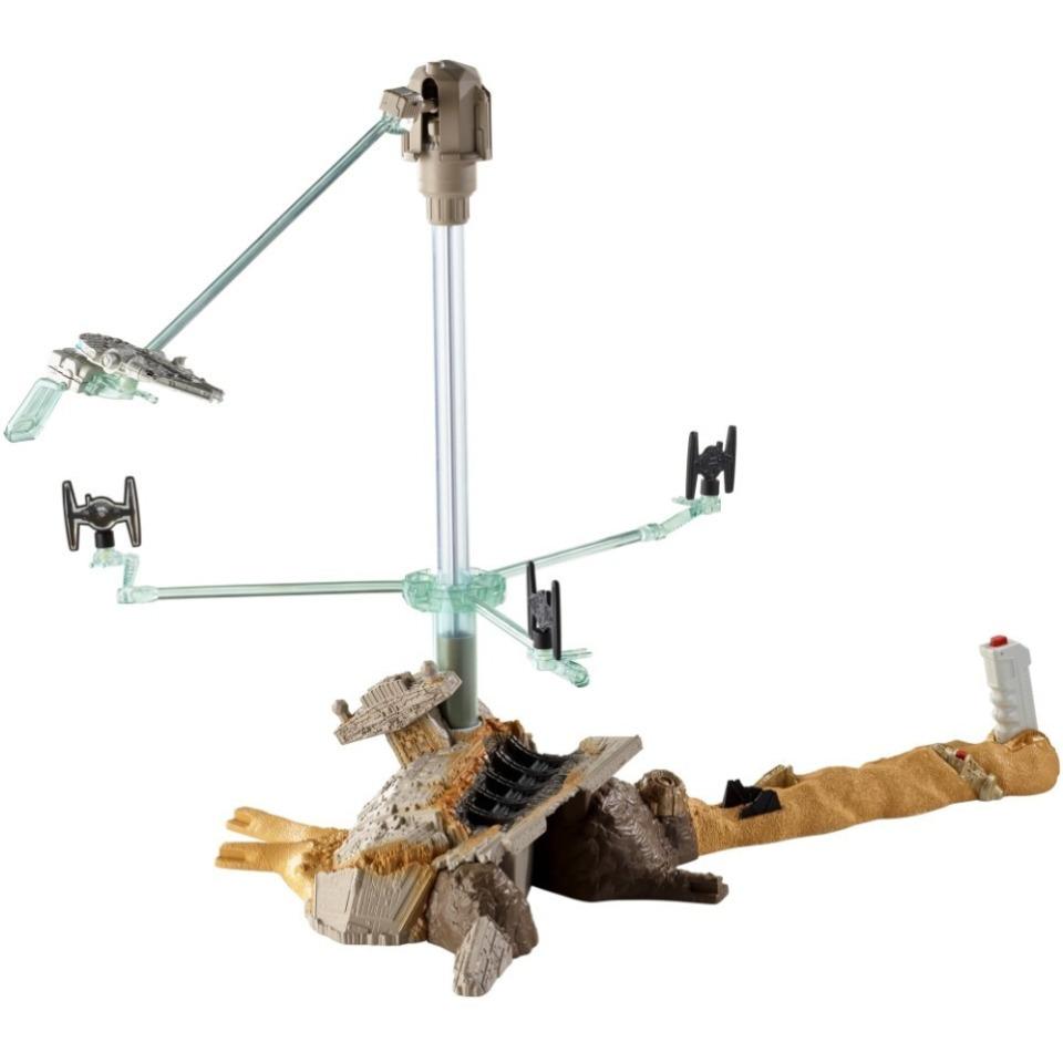 Obrázek 2 produktu Hot Wheels SW Millenium Falcon - Síla se probouzí, Mattel CGN32