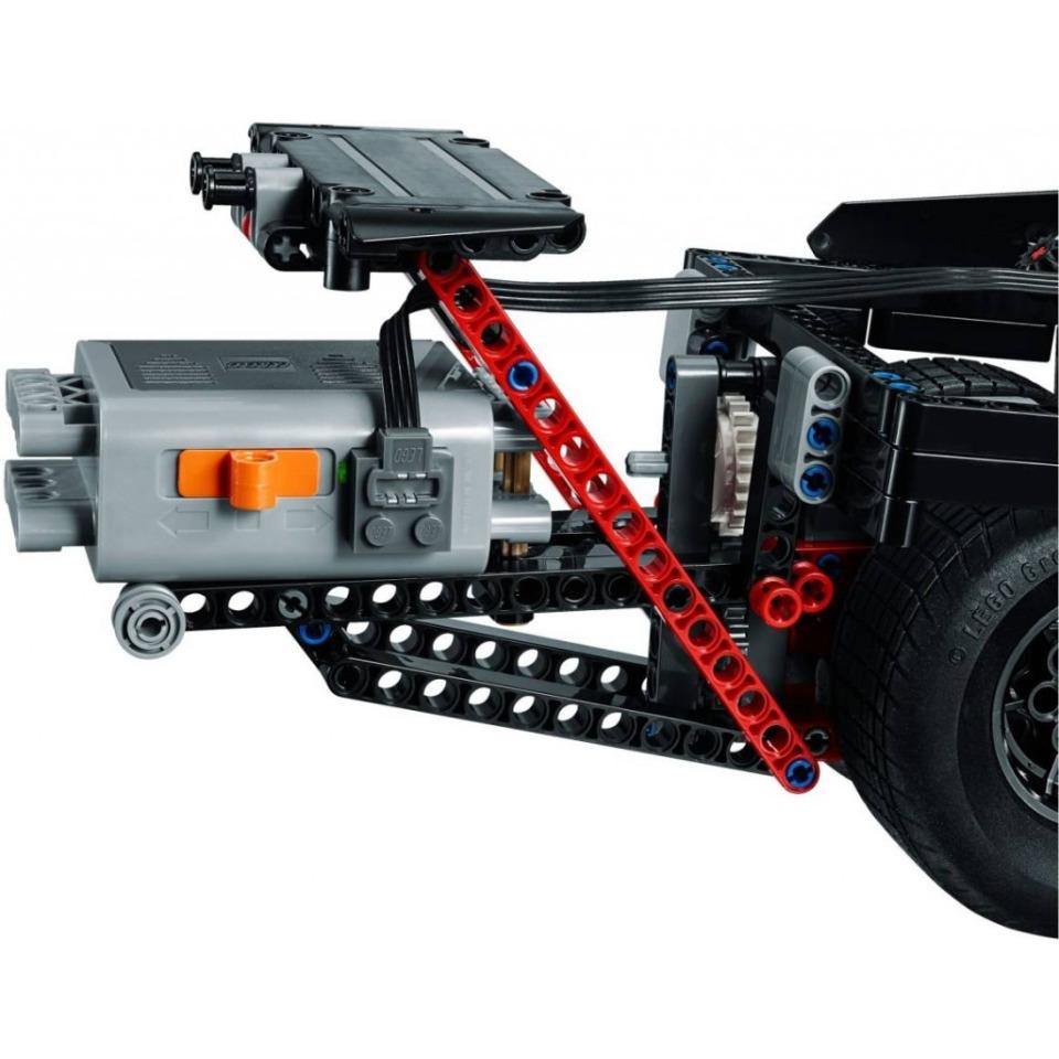 Obrázek 3 produktu LEGO TECHNIC 42050 Dragster
