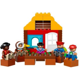 Obrázek 2 produktu LEGO DUPLO 10805 Cesta kolem světa
