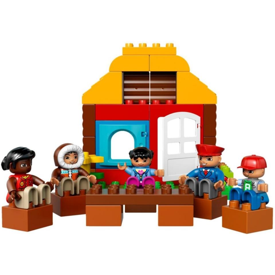 Obrázek 1 produktu LEGO DUPLO 10805 Cesta kolem světa