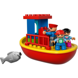Obrázek 4 produktu LEGO DUPLO 10805 Cesta kolem světa