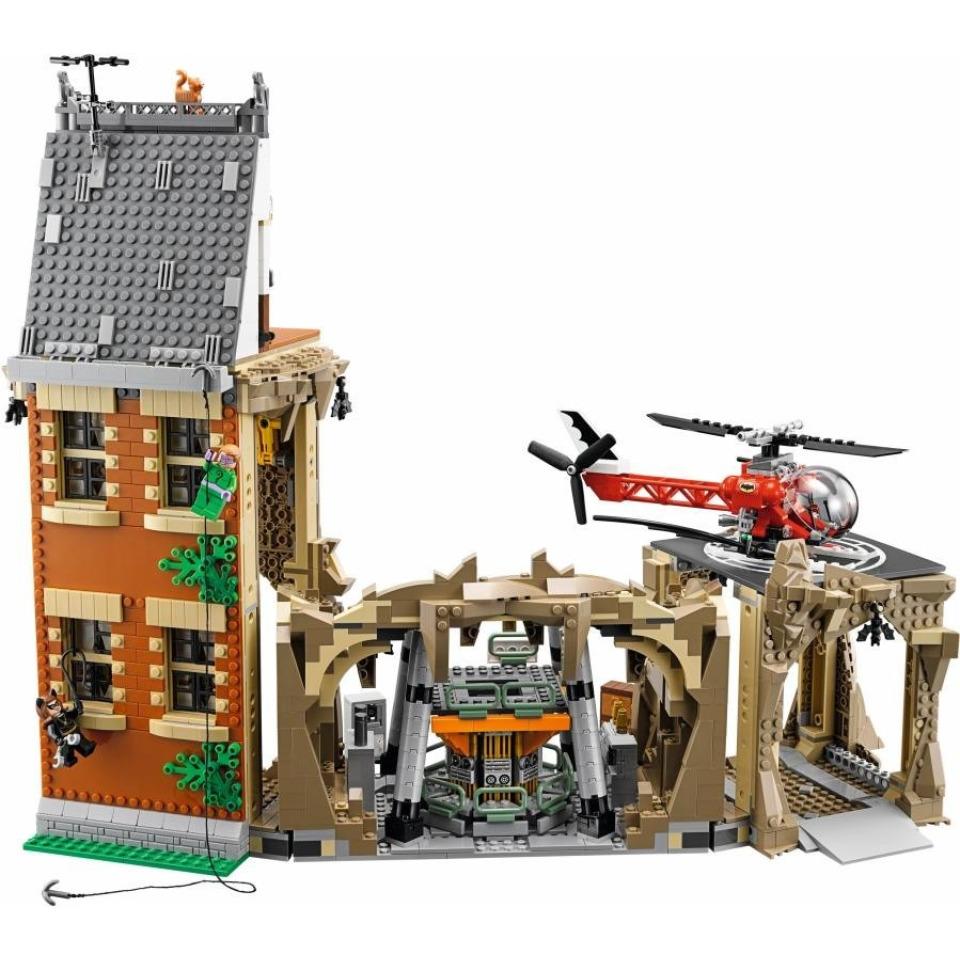 Obrázek 1 produktu LEGO Super Heroes 76052 Batmanova jeskyně (Batman Classic TV series)