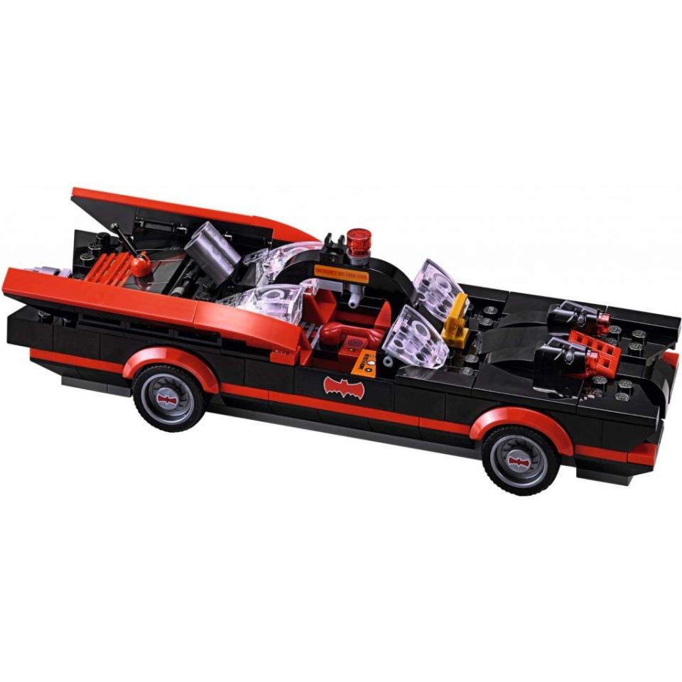 Obrázek 2 produktu LEGO Super Heroes 76052 Batmanova jeskyně (Batman Classic TV series)