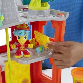 Obrázek 4 produktu Play Doh Town požární stanice