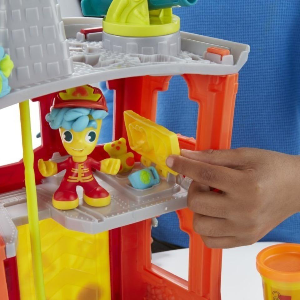 Obrázek 3 produktu Play Doh Town požární stanice