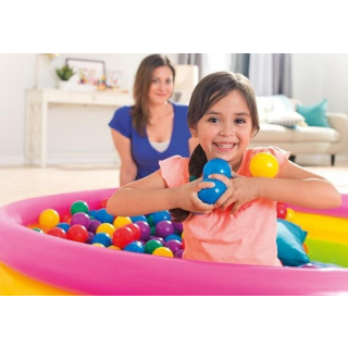 Obrázek 3 produktu Intex 49602 Míčky do bazénu 6,5cm 100ks