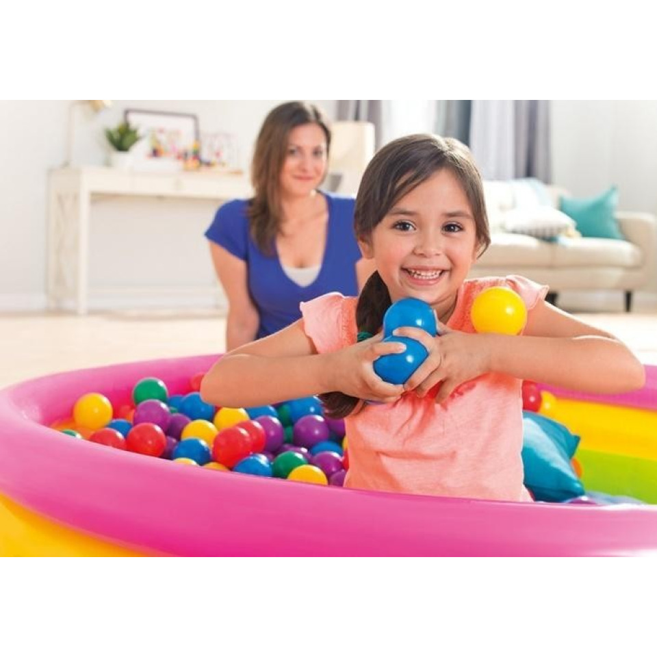 Obrázek 2 produktu Intex 49602 Míčky do bazénu 6,5cm 100ks