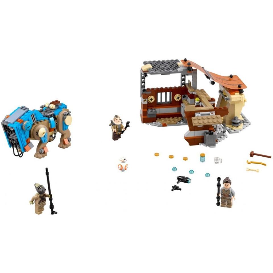 Obrázek 1 produktu LEGO Star Wars 75148 Setkání na Jakku