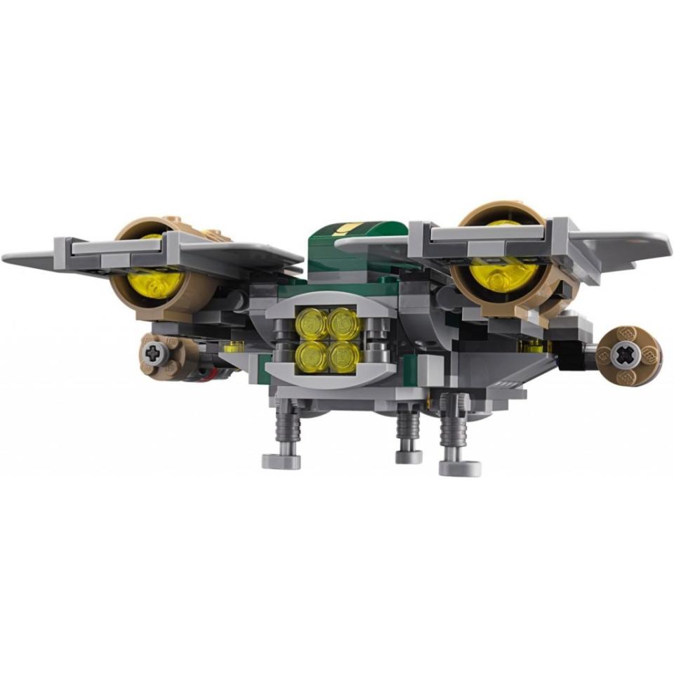 Obrázek 3 produktu LEGO Star Wars 75150 Vader's TIE Advanced vs. A-Wing Starfighter