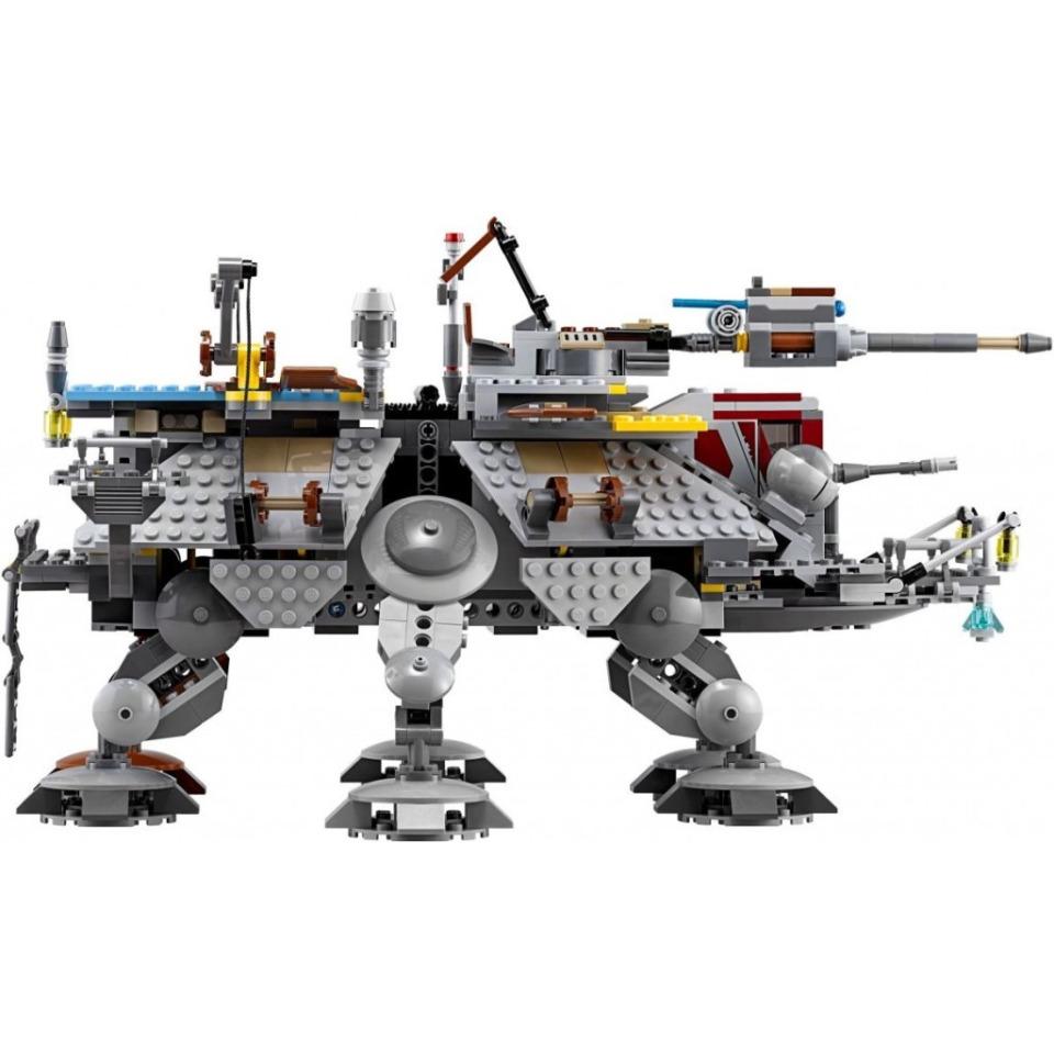 Obrázek 2 produktu LEGO Star Wars 75157 AT-TE kapitána Rexe