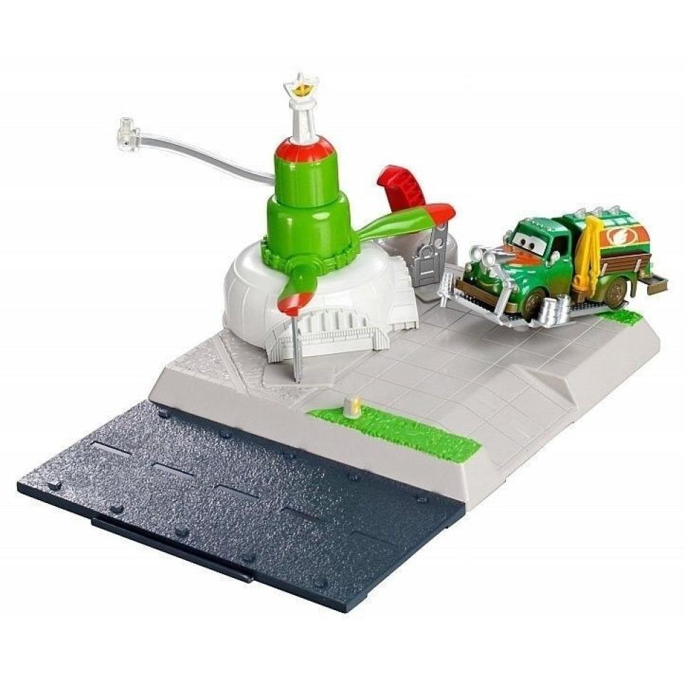 Obrázek 2 produktu Planes Čerpací stanice, Mattel BFM40