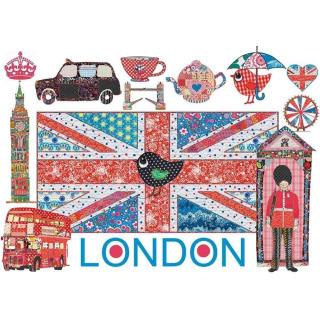 Obrázek 2 produktu Puzzle Tula Moon London 1000d. Ravensburger