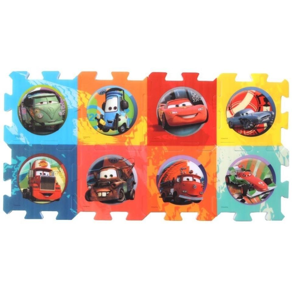 Obrázek 1 produktu TREFL pěnové puzzle Auta Cars 8 ks
