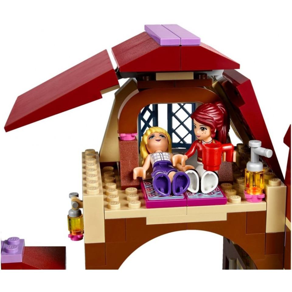 Obrázek 3 produktu LEGO FRIENDS 41126 Jezdecký klub v Heartlake