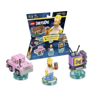 Obrázek 2 produktu LEGO Dimensions 71202 Level Pack: The Simpsons